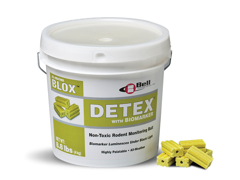 Detex Blox with Biomarker