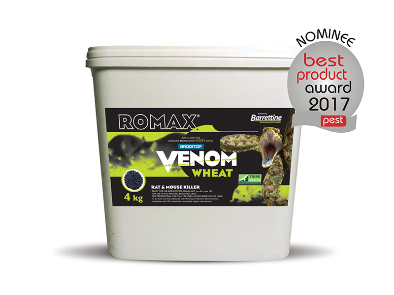 Romax Venom Wheat