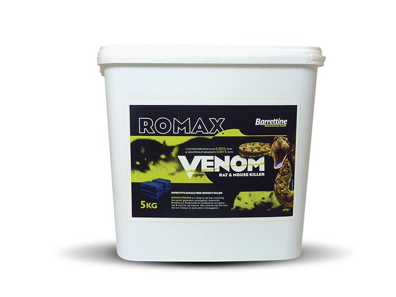 Romax Venom Block