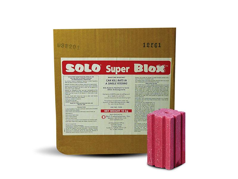 Solo 200 g Super Blox