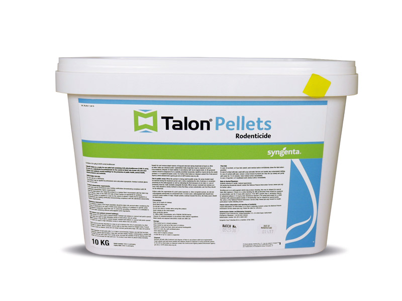 Talon Pellets