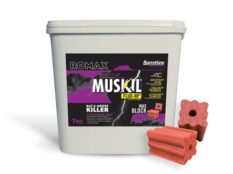 Romax Muskil  Block
