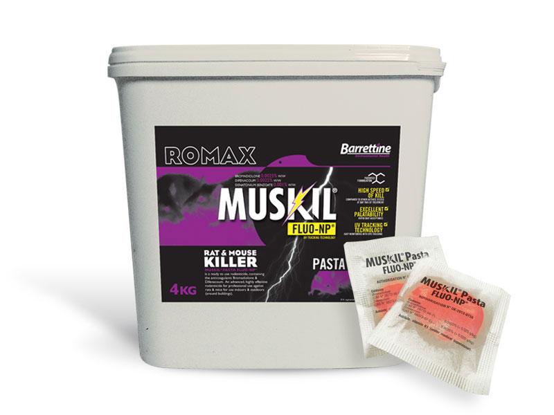 Romax Muskil  Pasta