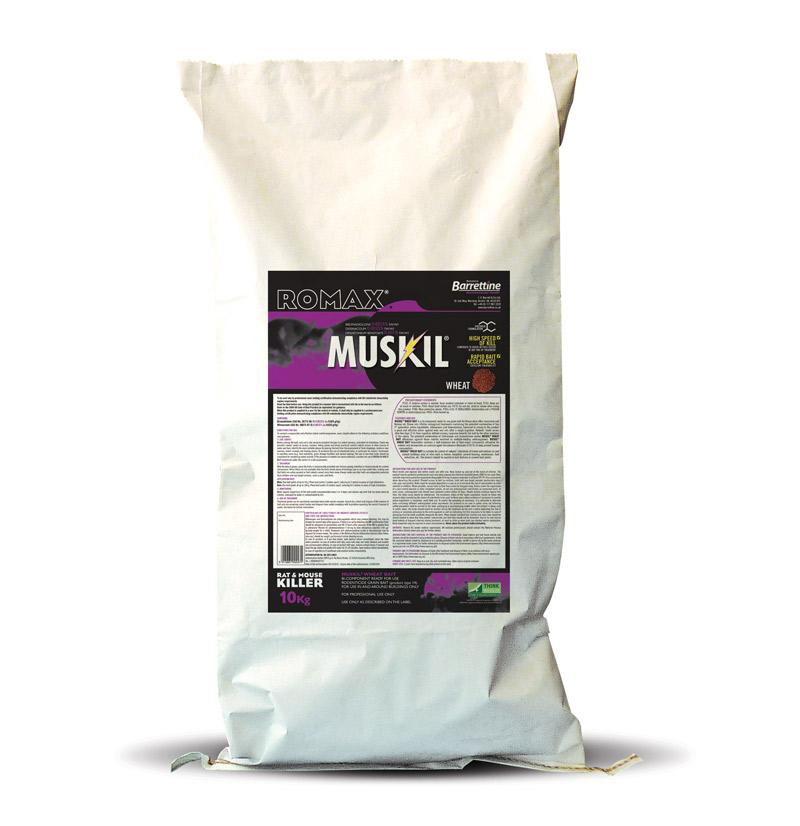 Romax Muskil  Whole Wheat