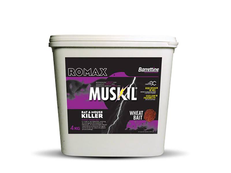Muskil Whole Wheat Bait