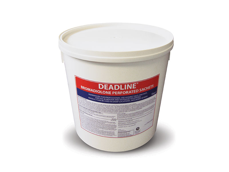 Deadline Bromadiolone Sachet