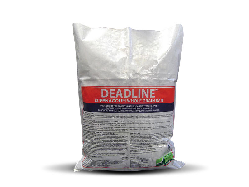 Deadline Difenacoum Whole Grain Bait