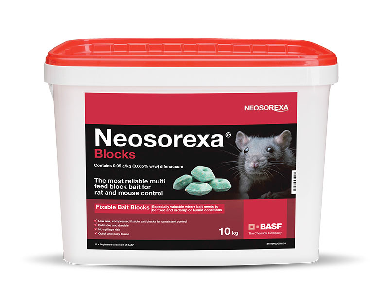Neosorexa Bait Blocks