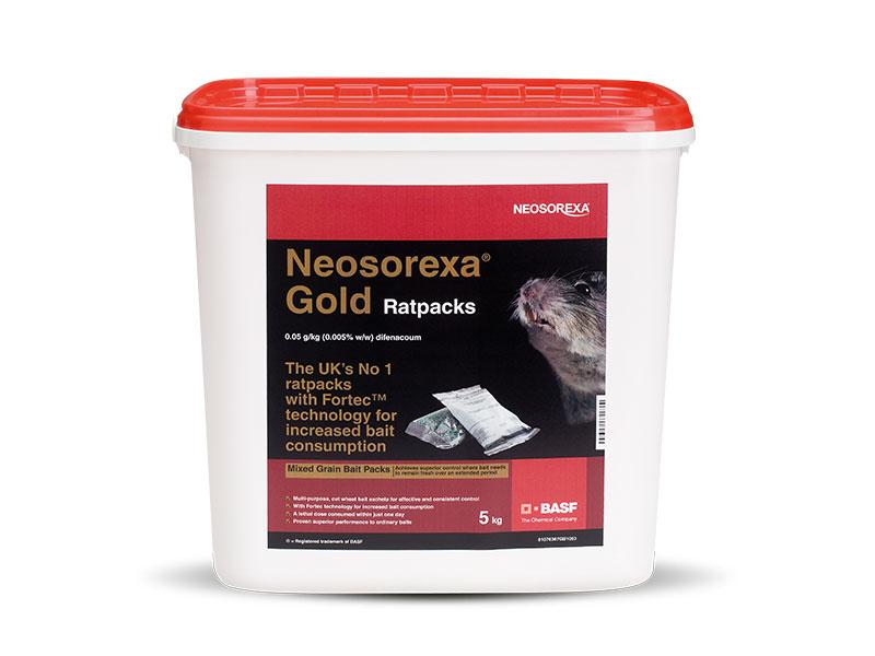 Neosorexa Gold Rat 100 g Sachets