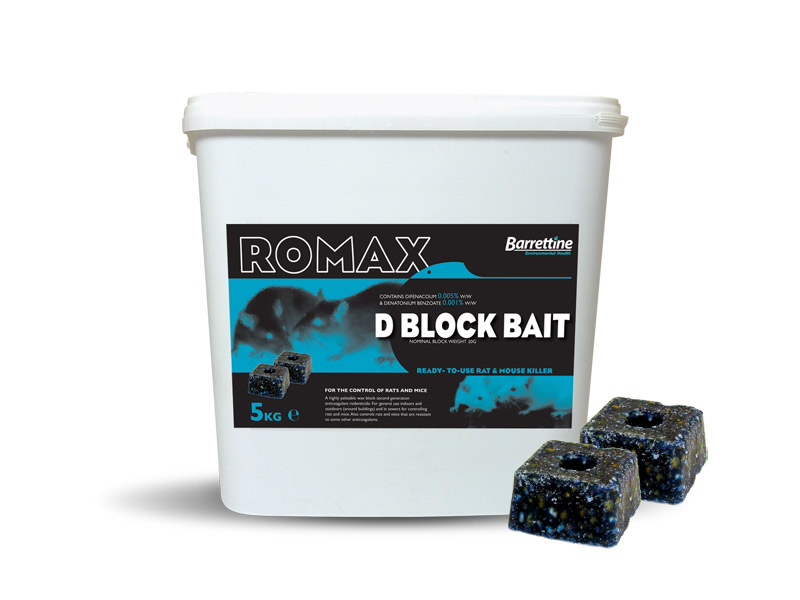 Romax D Blocks