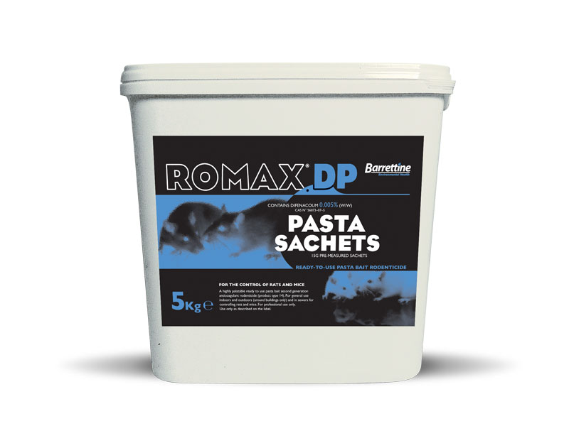Romax DP Pasta Sachets