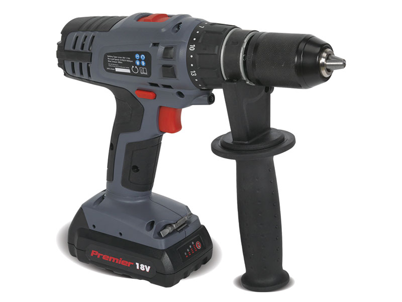 Hammer Drill 18v*