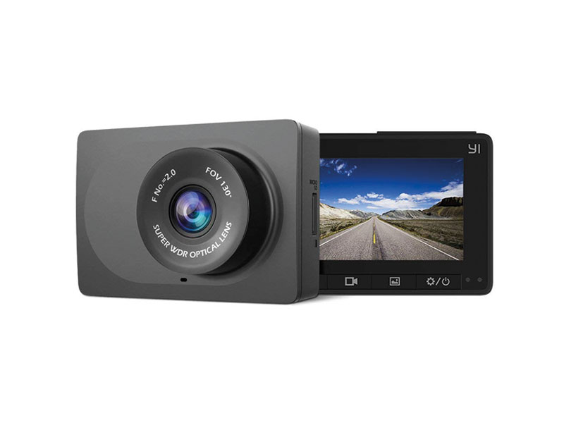 Y1 Compact Dash Cam - Motion Camera & Microscope